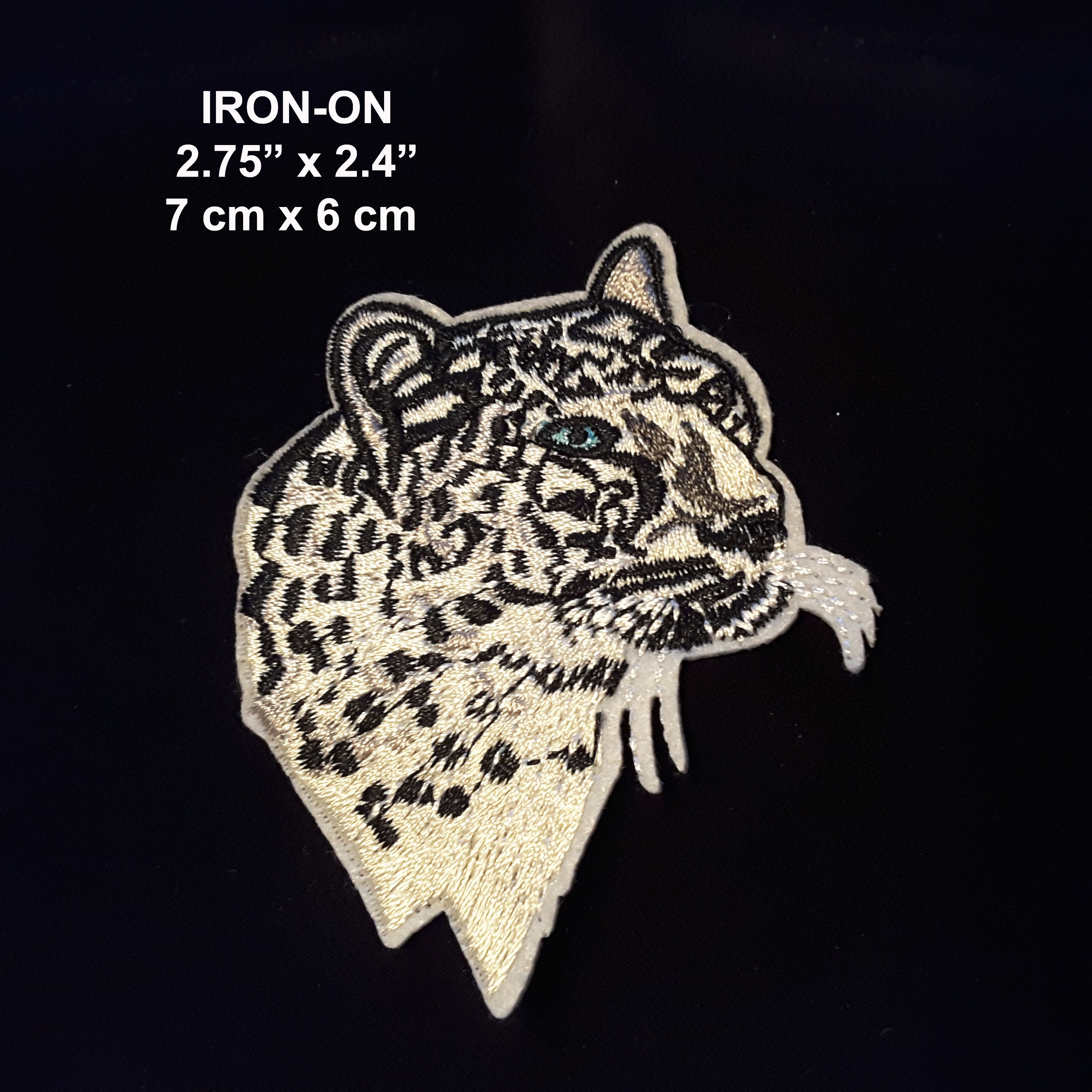 how to make iron on patches stay
